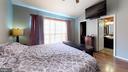 Ensuite bath and walk in closet - 302 HEDGESTONE TER NE, LEESBURG