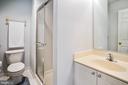 Basement Bathroom - 6343 WILLOWFIELD WAY, SPRINGFIELD