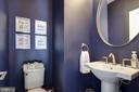 Half Bath on Main Level - 22983 WORDEN TER, BRAMBLETON