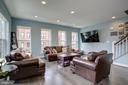 Living Area is spacious - 22983 WORDEN TER, BRAMBLETON