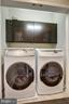 Full Washer and Dryer on Bedroom Level - 22983 WORDEN TER, BRAMBLETON