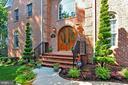 Front Entrance - 7307 ALLAN AVE, FALLS CHURCH