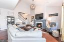Unwind by the fire. - 9612 WOODLAND, NEW MARKET