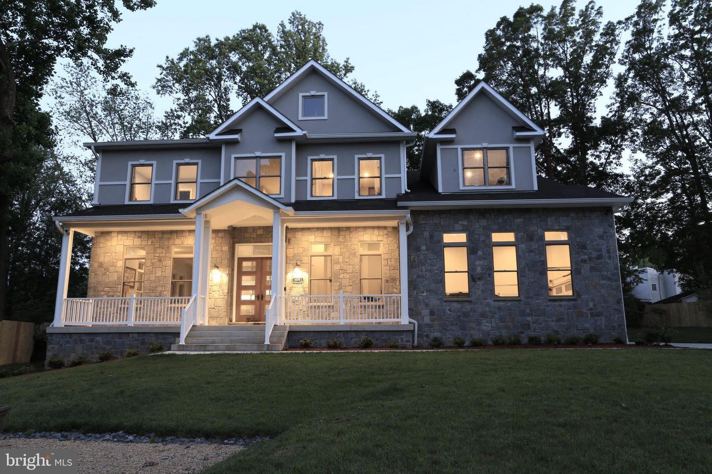 Single Family Homes per Vendita alle ore Fairfax, Virginia 22030 Stati Uniti