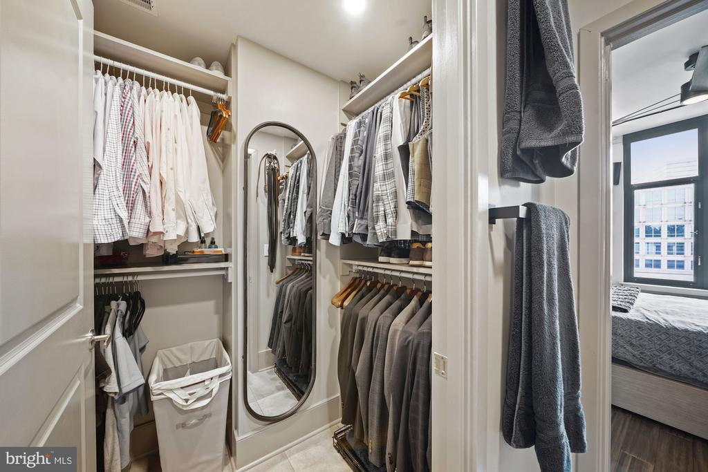 Master Closet - 4301 MILITARY RD NW #611, WASHINGTON