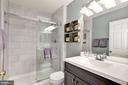 Master Bathroom - Fully Renovated Top-to-Bottom! - 12861 FAIR BRIAR LN, FAIRFAX