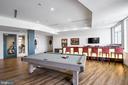 Billiards Room - 23631 HAVELOCK WALK TER #303, ASHBURN