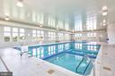 Indoor Pool - 23631 HAVELOCK WALK TER #303, ASHBURN