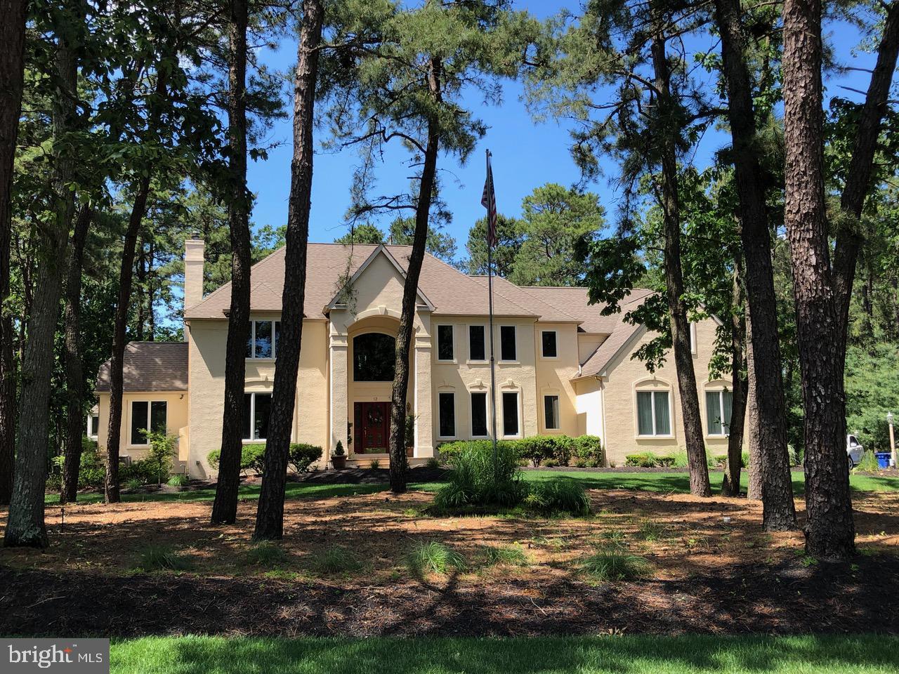 Single Family Homes pour l Vente à Marlton, New Jersey 08053 États-Unis