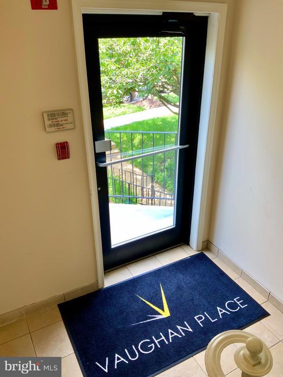 Building Entrance - 3802 PORTER ST NW #302, WASHINGTON