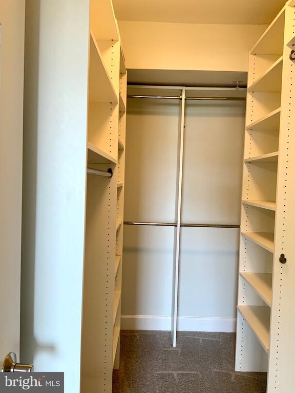 Walk-In Closet - 3802 PORTER ST NW #302, WASHINGTON