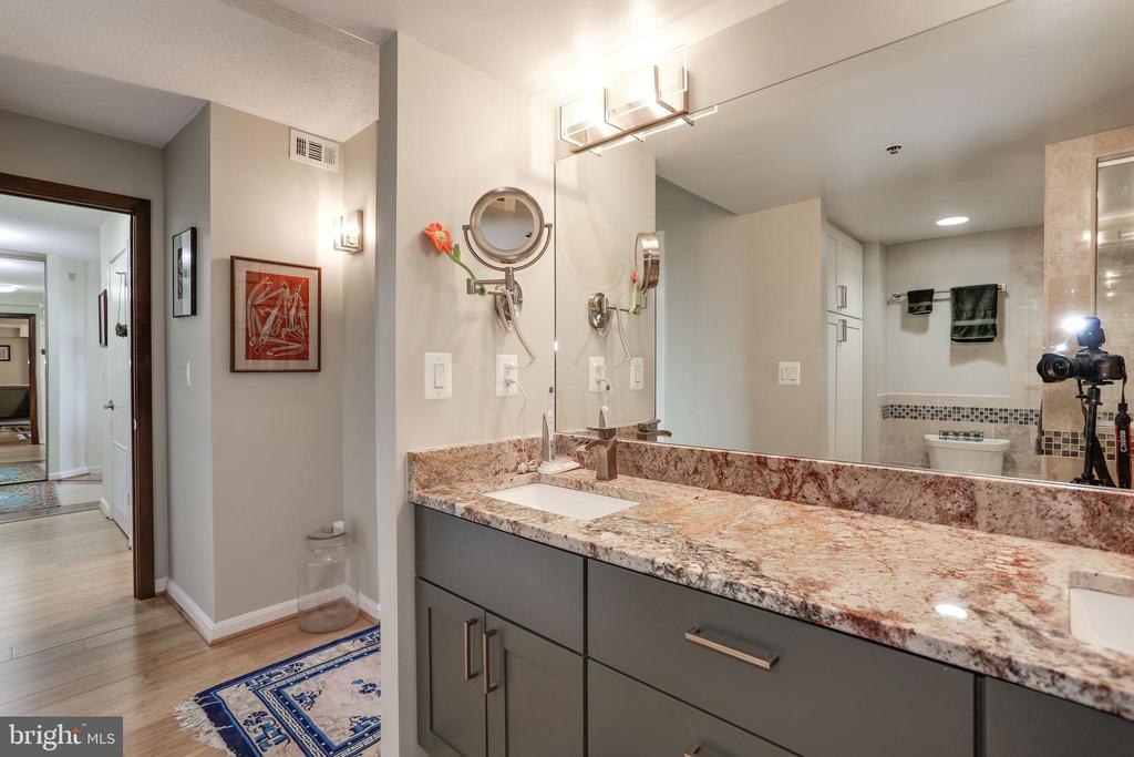 Double Sink - 1600 N OAK ST #1419, ARLINGTON