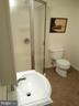 Full Bathroom (Lower Level). - 8537 WILLOW WISP CT, LAUREL