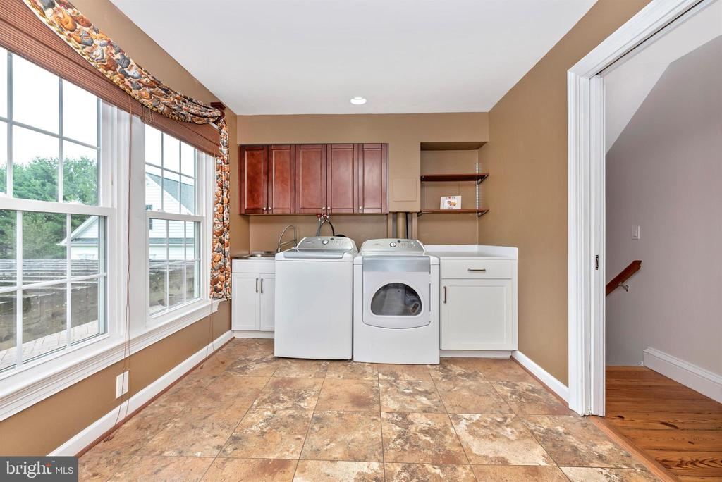 Laundry Area off Butler's Pantry - 3842 MOUNT AIRY DR, MOUNT AIRY