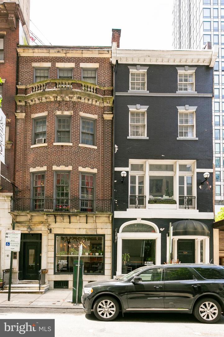 Single Family Homes for Sale at Philadelphia, Pennsylvania 19103 United States