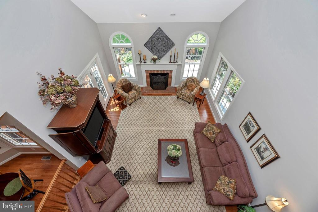 View from Balcony of Family Room - 5626 BROADMOOR TER N, IJAMSVILLE