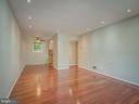 Open dining living room concept ! - 2603 S WALTER REED DR #A, ARLINGTON