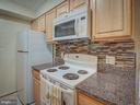 Tiled Backsplash - 2603 S WALTER REED DR #A, ARLINGTON