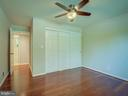 Bedroom #1 - 2603 S WALTER REED DR #A, ARLINGTON