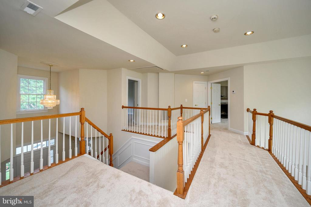 Dual Open Stairs  upstairs - 2003 MERRIMAC DRIVE, STAFFORD