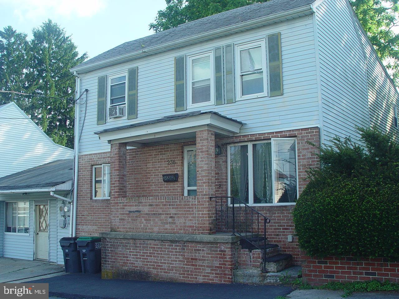 Single Family Homes のために 売買 アット Frackville, ペンシルベニア 17931 アメリカ