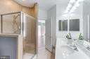 Master Bathroom with Separate Shower - 7166 LITTLE THAMES DR #181, GAINESVILLE