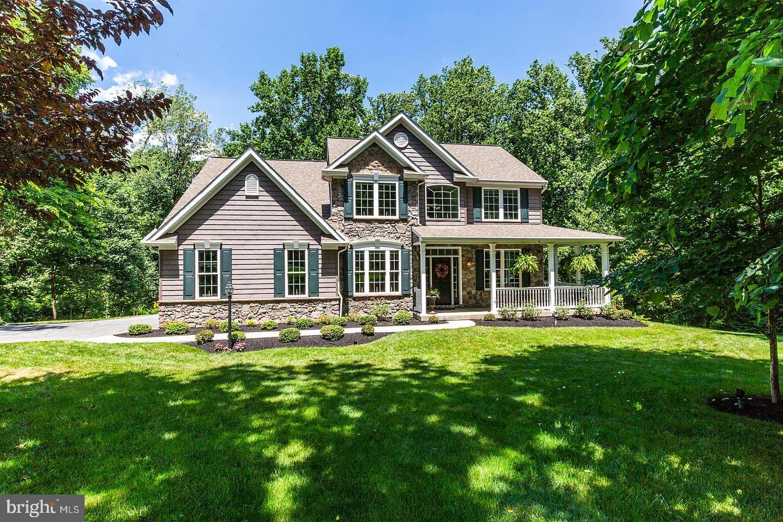 Single Family Homes pour l Vente à Conestoga, Pennsylvanie 17516 États-Unis