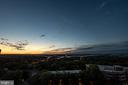 Sunrise view from Balcony - 1200 N NASH ST #1148, ARLINGTON