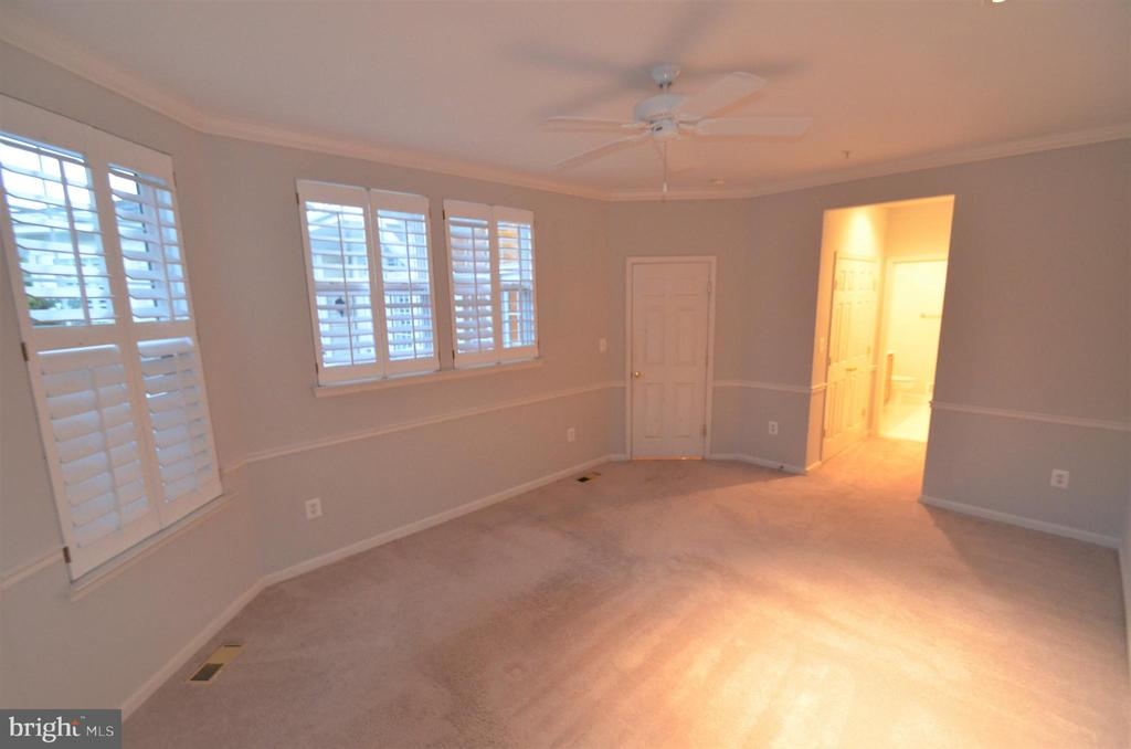 View from inside master bedroom - 506 LAWSON WAY, ROCKVILLE