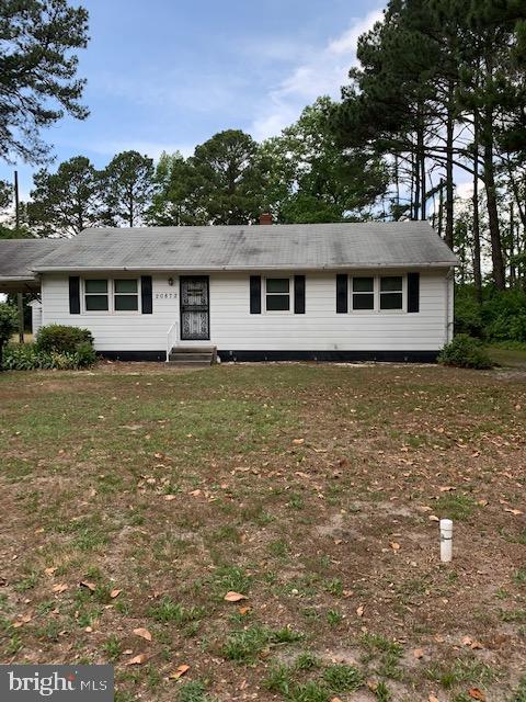 Single Family Homes por un Venta en Bivalve, Maryland 21814 Estados Unidos