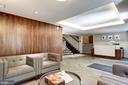 Beautiful lobby, daily concierge. - 1745 N ST NW #211, WASHINGTON