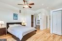 Convenient first-floor master suite - 1504 IRVING ST NE, WASHINGTON