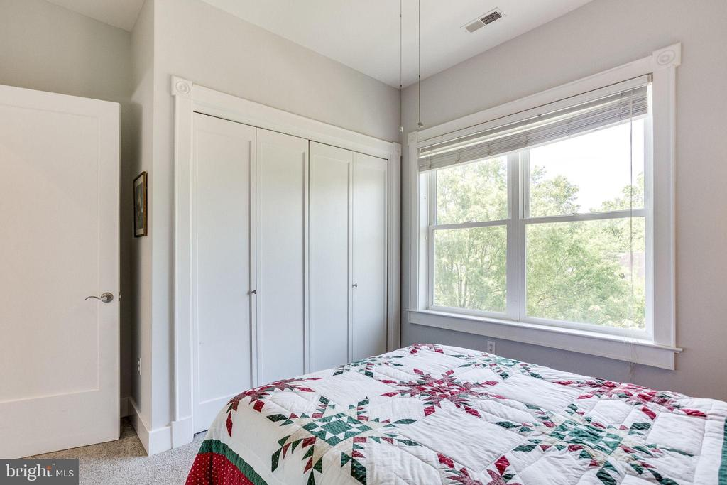 Bedroom #3 - upstairs - 1504 IRVING ST NE, WASHINGTON