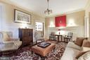 Family Room - 1840 WYOMING AVE NW, WASHINGTON