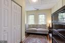 3rd Level Office/Den - 1840 WYOMING AVE NW, WASHINGTON