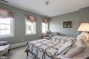 3rd Level Bedroom - 1840 WYOMING AVE NW, WASHINGTON