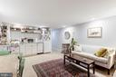 Lower Level In-Law Suite - 1840 WYOMING AVE NW, WASHINGTON