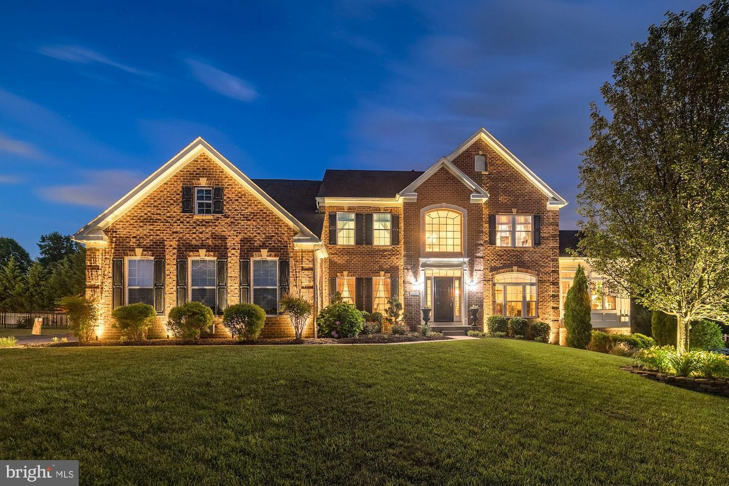 Single Family Homes for Sale at Glenwood, Maryland 21738 United States