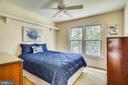 4th Bedroom on Upper Level. - 2877 FRANKLIN OAKS DR, HERNDON