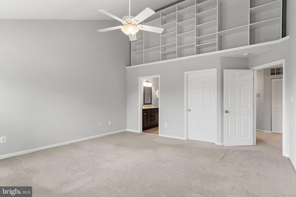 Master Bedroom - No Staging - 12075 TRUMBULL WAY, RESTON