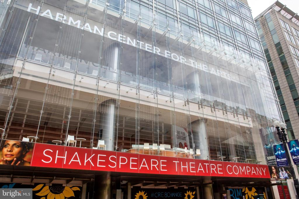 Shakespeare Theatre Company Harman Center - 777 7TH ST NW #632, WASHINGTON