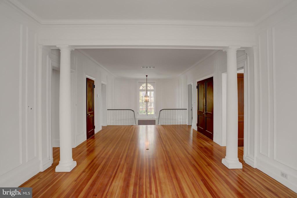 Second Floor Hall - 107 SAINT MARTINS RD, BALTIMORE