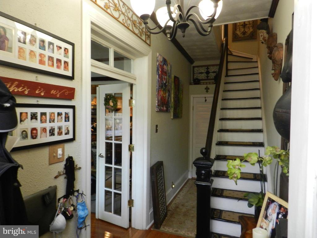 Main Level Hallway - 41 NEW YORK AVE NW, WASHINGTON