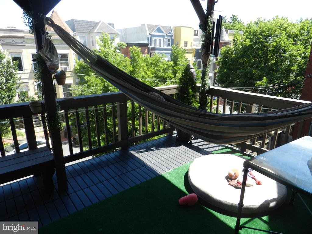 Deck Off Master Bedroom - 41 NEW YORK AVE NW, WASHINGTON