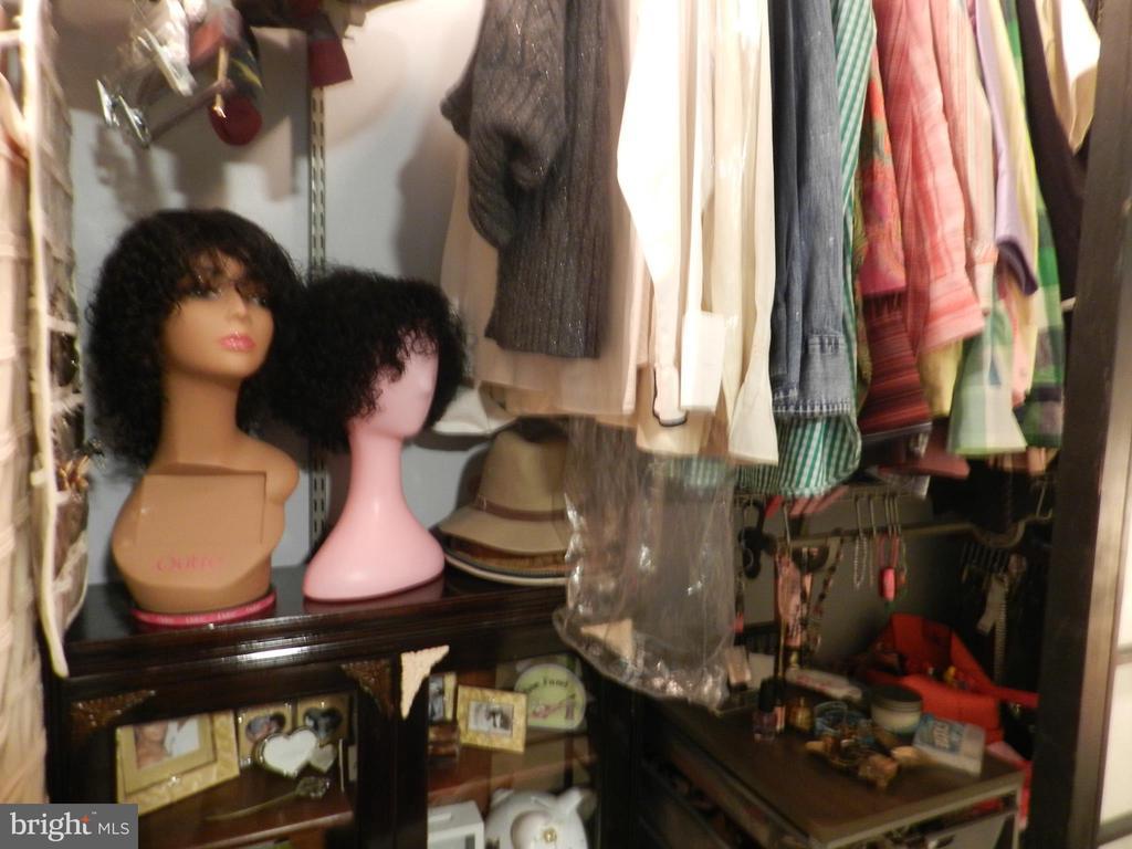 Master Bedroom Closet - 41 NEW YORK AVE NW, WASHINGTON
