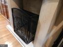 Upper Level Bedroom #3 Fireplace - 41 NEW YORK AVE NW, WASHINGTON