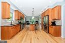 WOW!  Look at the floors.... - 6799 ACCIPITER DR, NEW MARKET