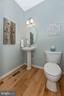 Main level powder room - 6799 ACCIPITER DR, NEW MARKET