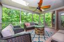 Surrounded by trees!  Very private - 6799 ACCIPITER DR, NEW MARKET