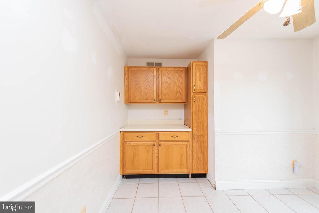 Butler Pantry/Dry Bar - 3326 CARLISLE DR, KNOXVILLE